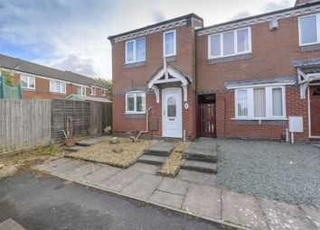 Thumbnail 2 bed end terrace house for sale in Delamere Close, Newdale, Telford, Shropshire