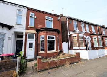 Thumbnail 3 bed semi-detached house for sale in Cannon Street, Eccles, Manchester