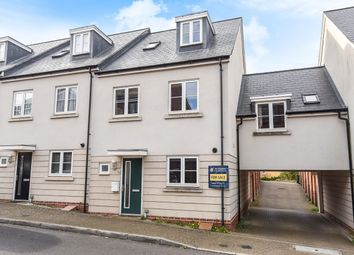 Thumbnail 4 bedroom town house for sale in Peggs Way, Limes Park, Basingstoke