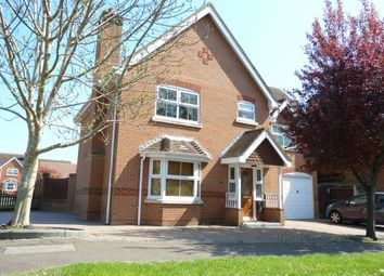 Thumbnail 4 bedroom detached house for sale in Shearwater Avenue, Fareham