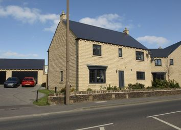 Thumbnail 4 bed detached house for sale in Watermill Mews, Sheffield