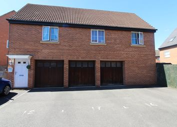 Thumbnail 2 bed flat for sale in Irwin Road, Blyton, Gainsborough