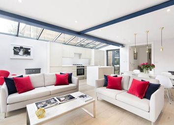 Thumbnail 2 bed flat for sale in St Quintin Gardens, London