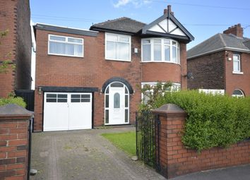 Thumbnail 5 bed detached house for sale in Norman Road, Runcorn