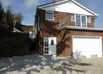 Thumbnail 3 bedroom detached house for sale in Combe Park, Ilfracombe