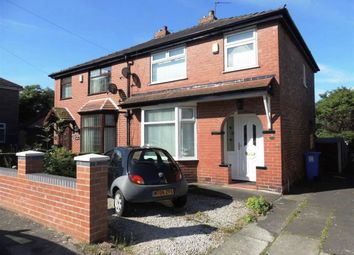 Thumbnail 3 bed semi-detached house for sale in Wordsworth Avenue, Droylsden, Manchester