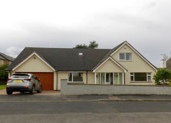Thumbnail 4 bed detached bungalow for sale in Linden Walk, Stainburn, Workington