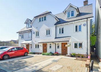 Thumbnail 3 bed end terrace house for sale in Ashleigh Gardens, Blue Bell Hill, Chatham