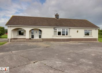 Thumbnail 4 bed detached bungalow for sale in Manse Road, Kircubbin