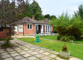 Thumbnail 3 bed detached bungalow to rent in Park Road, Chandlers Ford, Eastleigh