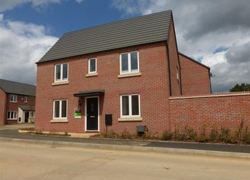 Thumbnail 3 bedroom detached house to rent in Balmoral Close, Northampton