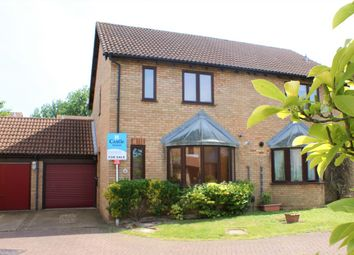 Thumbnail 3 bedroom semi-detached house for sale in Stonebanks, Walton-On-Thames