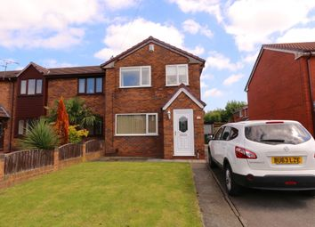 Thumbnail 3 bedroom semi-detached house for sale in Chestnut Gardens, Denton, Manchester