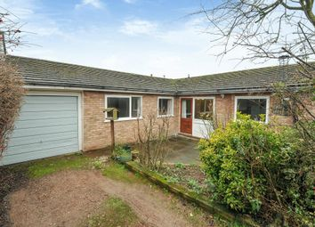 Thumbnail 2 bed bungalow for sale in Herefordshire, Peterchurch