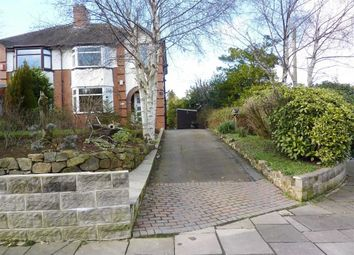 Thumbnail 3 bedroom semi-detached house to rent in Trentham Road, Longton, Stoke-On-Trent