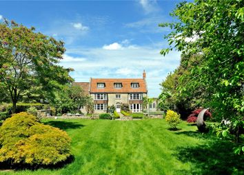 Thumbnail 4 bed detached house for sale in Steart Hill, West Camel, Yeovil, Somerset