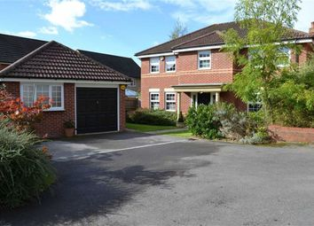 Thumbnail 4 bed detached house for sale in Huntingdon Gardens, Newbury, Berkshire