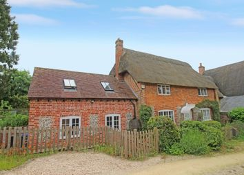 Thumbnail 4 bed semi-detached house for sale in Chilton Foliat, Hungerford