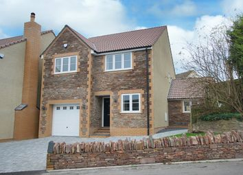 Thumbnail 4 bed detached house for sale in Goose Green, Frampton Cotterell, Bristol
