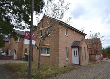 Thumbnail 3 bedroom detached house for sale in Quantock Crescent, Emerson Valley, Milton Keynes, Buckinghamshire