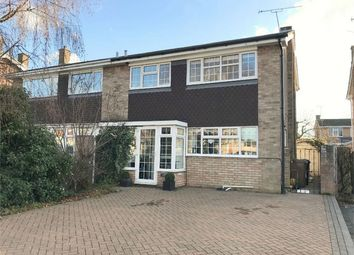 Thumbnail 3 bed semi-detached house for sale in Tees Road, Chelmsford, Essex