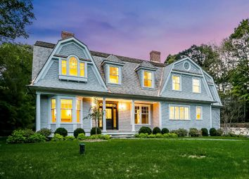 Thumbnail 5 bed property for sale in 323 Cognewaugh Road, Cos Cob, Ct, 06807