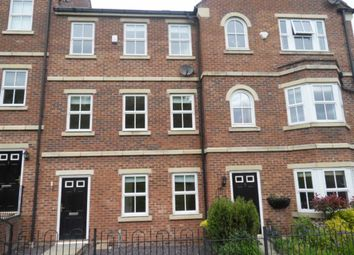 Thumbnail 4 bed terraced house to rent in Rayner Gardens, Farsley, West Yorkshire