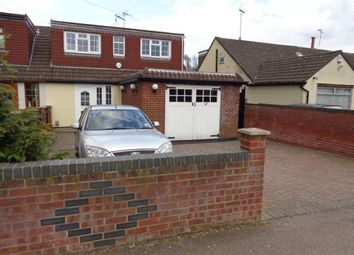 Thumbnail 4 bed semi-detached bungalow for sale in Theobalds Road, Cuffley, Potters Bar