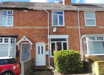 Thumbnail 2 bed terraced house to rent in Brook Road, Bromsgrove