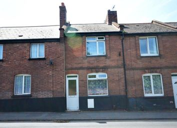 Thumbnail 2 bedroom terraced house for sale in Church Road, Alphington, Exeter, Devon