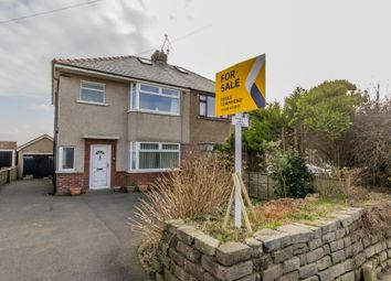 Thumbnail 3 bed semi-detached house for sale in Rakesmoor Lane, Barrow-In-Furness