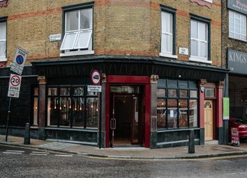 Thumbnail Restaurant/cafe to let in York Way, King's Cross