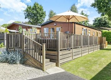 Thumbnail 2 bed mobile/park home for sale in Farley Green, Guildford, Surrey