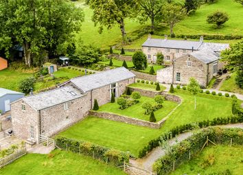Thumbnail 7 bed country house for sale in Craswall, Hereford