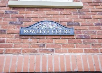 Thumbnail 2 bed property for sale in Rowleys Court, Sandhurst Street, Oadby, Leicester