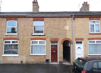 Thumbnail 3 bedroom terraced house to rent in Silver Street, Woodston, Peterborough