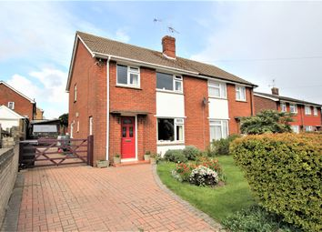Thumbnail 3 bed semi-detached house for sale in Greenfields Avenue, Alton, Hampshire