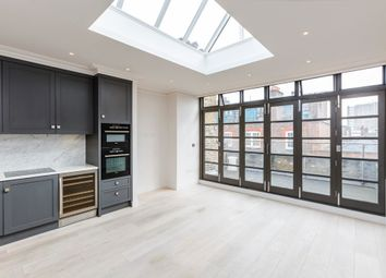 Thumbnail 3 bed flat to rent in Neal Street, London