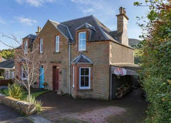 Thumbnail 3 bed semi-detached house for sale in Douglas Road, Melrose