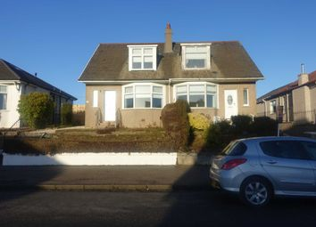 Thumbnail 3 bed semi-detached house for sale in Kings Park Avenue, Croftfoot, Glasgow