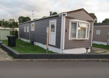 Thumbnail 1 bed mobile/park home for sale in Grove Farm Park, Mytchett Road, Mytchett, Camberley, Surrey