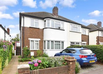 Thumbnail 2 bed maisonette for sale in Russell Close, Bexleyheath, Kent