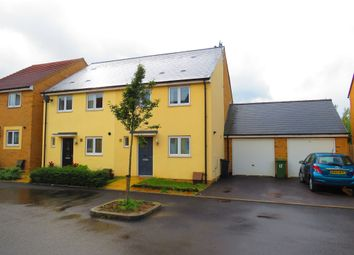 Thumbnail 3 bedroom semi-detached house for sale in Laurel Drive, Emersons Green, Bristol