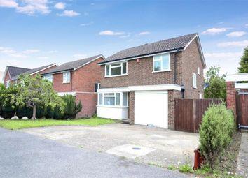 Thumbnail 3 bedroom detached house for sale in Montfort Rise, Salfords, Surrey