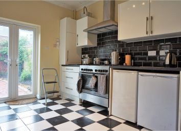 Thumbnail 3 bedroom end terrace house for sale in Boulevard, Hull