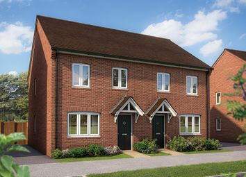 "Thumbnail 3 bedroom terraced house for sale in ""The Magnolia"" at Sowthistle Drive, Hardwicke, Gloucester"