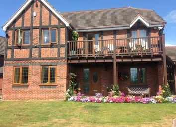 Thumbnail 5 bed detached house for sale in Heron Way, Blackpool
