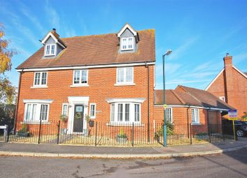 Thumbnail 5 bed detached house for sale in Wainwright Avenue, Great Notley, Braintree
