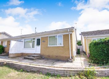 Thumbnail 2 bed semi-detached bungalow for sale in Clwyd Court, Prestatyn