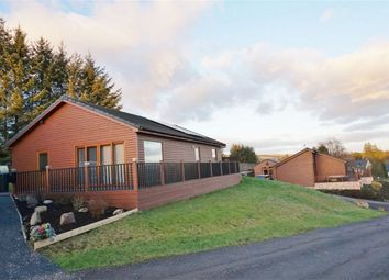 Thumbnail 3 bed cottage for sale in 15 Hill View Lodges, Rumbling Bridge, Kinross, Kinross-Shire